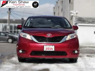 Used 2014 Toyota Sienna LE 8 PASSENGER for sale in Toronto, ON