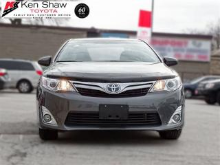 Used 2014 Toyota Camry HYBRID XLE for sale in Toronto, ON