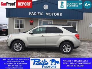 Used 2015 Chevrolet Equinox Final Price*My Link*4g Wifi**AWD for sale in Headingley, MB