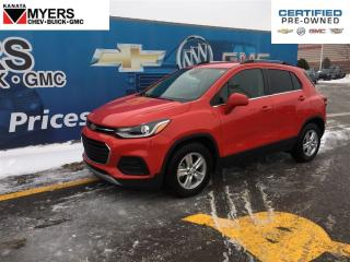 Used 2017 Chevrolet Trax LT for sale in Ottawa, ON