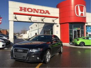 Used 2009 Audi A4 2.0T, awd, awesome mileage for sale in Scarborough, ON