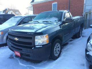 Used 2009 Chevrolet Silverado 1500 WT  LONGBOX for sale in Belmont, ON
