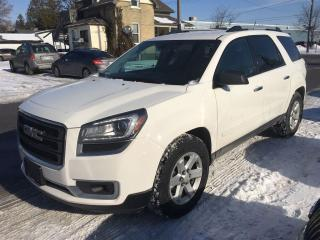 Used 2014 GMC Acadia SLE2  A.W.D.  7  PASSENGER for sale in Belmont, ON