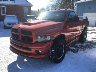 Used 2005 Dodge Ram 1500 DAYTONA  #04341 for sale in Belmont, ON