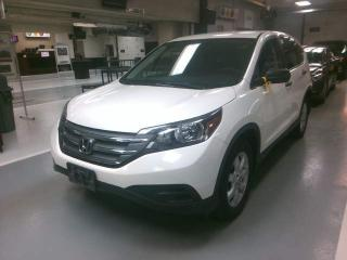 Used 2013 Honda CR-V LX for sale in Steinbach, MB