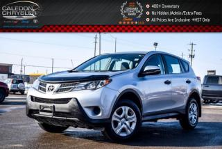 Used 2013 Toyota RAV4 LE|AWD|Bluetooth|Pwr Windows|Power Locks|Keyless Entry for sale in Bolton, ON