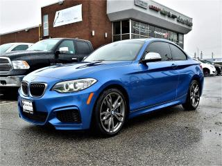 Used 2016 BMW M235i Xdrive ONE Owner, Sunroof, Leather !!! for sale in Concord, ON