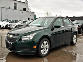 Used 2014 Chevrolet Cruze 1LT KEYLESS ENTRY, BLUE TOOTH !! for sale in Concord, ON