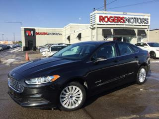 Used 2014 Ford Fusion HYBRID SE - BLUETOOTH - POWER PKG for sale in Oakville, ON