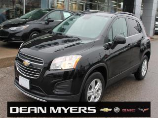 Used 2016 Chevrolet Trax LT for sale in North York, ON