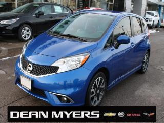 Used 2015 Nissan Versa SR for sale in North York, ON