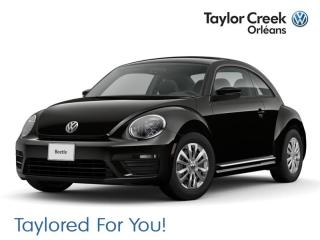 New 2018 Volkswagen Beetle Trendline 2.0T 6sp at w/Tip for sale in Orleans, ON