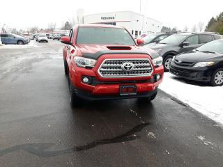 Used 2016 Toyota Tacoma SR5 for sale in Ottawa, ON