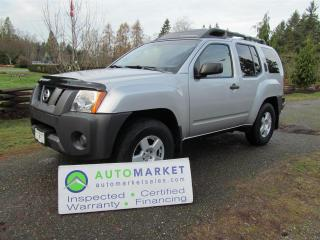 Used 2006 Nissan Xterra SE, 4x4, FREE WARRANTY, INSPECTED for sale in Surrey, BC