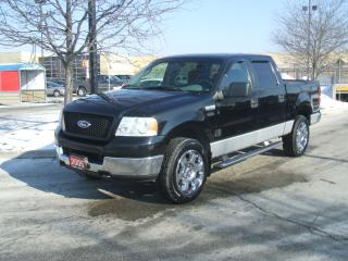 Used 2005 Ford F-150 XLT 4X4 Super Crew for sale in York, ON