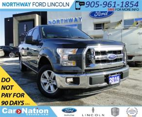 Used 2016 Ford F-150 XLT | REMOTE START | REAR CAMERA | for sale in Brantford, ON