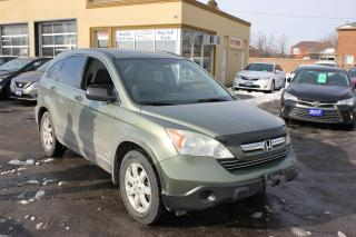 Used 2008 Honda CR-V EX AWD Sunroof for sale in Brampton, ON