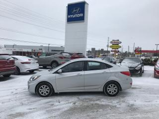 Used 2013 Hyundai Accent GL for sale in North Bay, ON