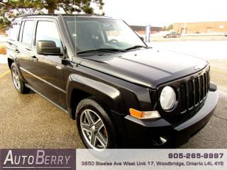 Used 2009 Jeep Patriot SPORT - 2.4L - 4WD for sale in Woodbridge, ON