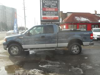 Used 2005 Ford F-150 4x4 CLEAN TRUCK WELL KEPT for sale in Scarborough, ON