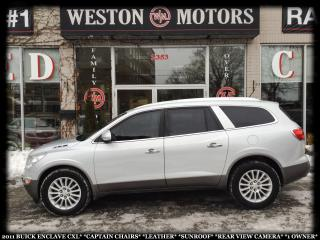 Used 2011 Buick Enclave CXL1 for sale in York, ON