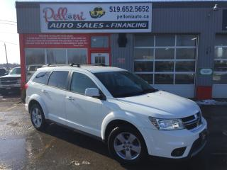 Used 2012 Dodge Journey SXT V6 w/ BLUETOOTH for sale in London, ON