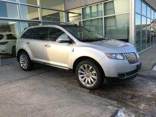 Used 2015 Lincoln MKX ALL WHEEL DRIVE/NAV/BACK UP CAMERA/BLIND SPOT for sale in Edmonton, AB