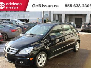 Used 2009 Mercedes-Benz B-Class Base for sale in Edmonton, AB