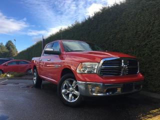 Used 2017 Dodge Ram 1500 BIG HORN 4X4 + SUNROOF + BACK-UP CAMERA + HEATED FT SEATS + SPRAY-IN BEDLINER for sale in Surrey, BC