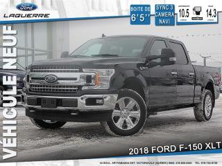 Used 2018 Ford F-150 Xlt Lf for sale in Victoriaville, QC