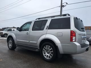 Used 2009 Nissan Pathfinder LE for sale in Mississauga, ON
