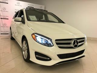 Used 2017 Mercedes-Benz B250 Awd Sports Tourer for sale in Gatineau, QC