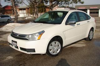 Used 2009 Ford Focus SE for sale in Mississauga, ON