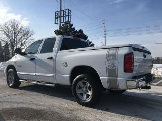 Used 2008 Dodge Ram 1500 Laramie with Leather & Sunroof for sale in Mississauga, ON