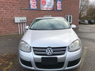 Used 2006 Volkswagen Jetta 2.0T/ONE OWNER/NO ACCIDENT/CERTIFIED/WARRANTY INCL for sale in Cambridge, ON
