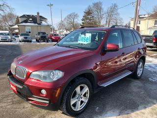 Used 2009 BMW X5 35d/DIESEL/4X4/CERTIFIED/WARRANTY INCLUDED for sale in Cambridge, ON
