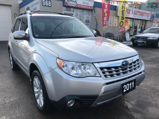 Used 2011 Subaru Forester X Limited for sale in Oakville, ON