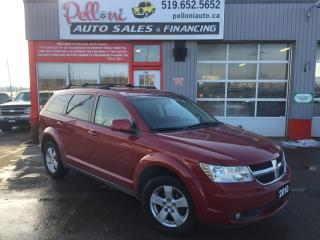 Used 2010 Dodge Journey SXT V6 7 PASSENGER w/ BLUETOOTH+REM. START for sale in London, ON
