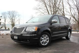 Used 2010 Chrysler Town & Country Limited for sale in Oshawa, ON