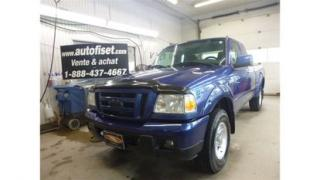 Used 2007 Ford Ranger SPORT for sale in St-Raymond, QC