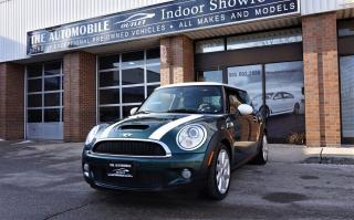 Used 2007 MINI Cooper S S MANUAL PANO ROOF LEATHER NO ACCIDENT for sale in Mississauga, ON