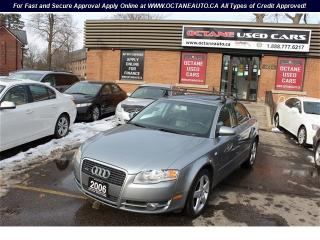 Used 2006 Audi A4 2.0T QUATTRO for sale in Scarborough, ON