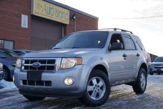 Used 2011 Ford Escape XLT,Low KMs,Bluetooth,Alloy for sale in North York, ON
