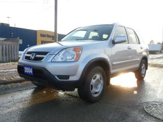 Used 2004 Honda CR-V EX-L for sale in North York, ON