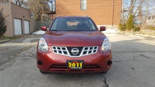 Used 2011 Nissan Rogue AWD for sale in Scarborough, ON