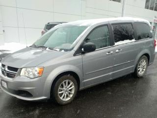 Used 2013 Dodge Grand Caravan SXT - FULL STOW N'GO - BACK UP CAMERA - ONLY 67K for sale in Aurora, ON
