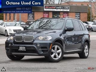 Used 2011 BMW X5 xDrive35d for sale in Scarborough, ON