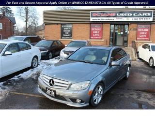Used 2010 Mercedes-Benz C 300 Sport 4MATIC for sale in Scarborough, ON