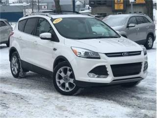 Used 2015 Ford Escape Titanium Gps Cuir for sale in Trois-rivieres, QC