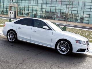 Used 2012 Audi A4 S-LINE|NAVI|REARCAM|BANG & OLUFSEN for sale in Scarborough, ON